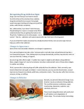 drug addiction movies