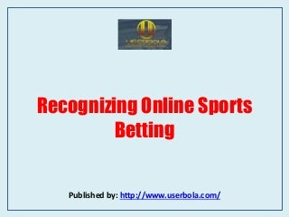 Experience Online Casino And Betting Services With The Leading Online Portal
