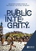 OECD Recommendation on Public Integrity - 26 January 2017
