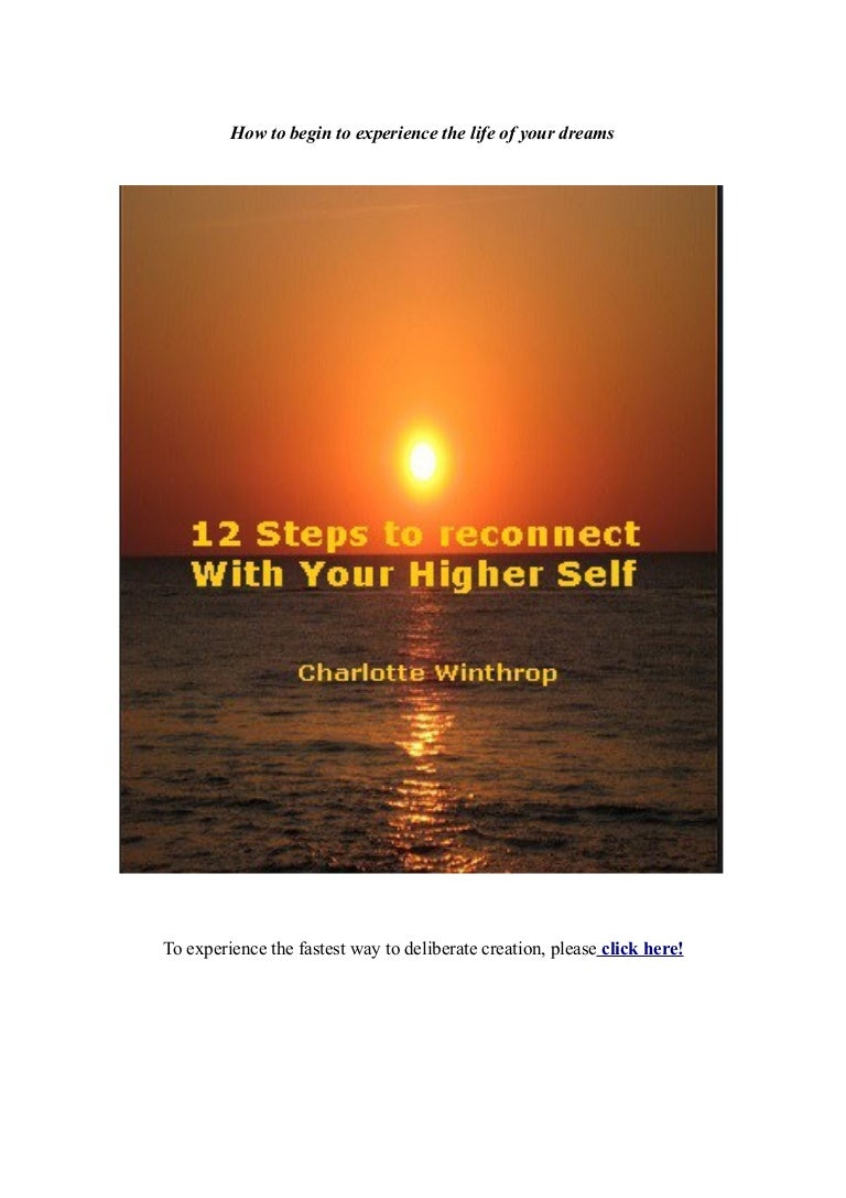 images How to Reconnect With Your Higher Self