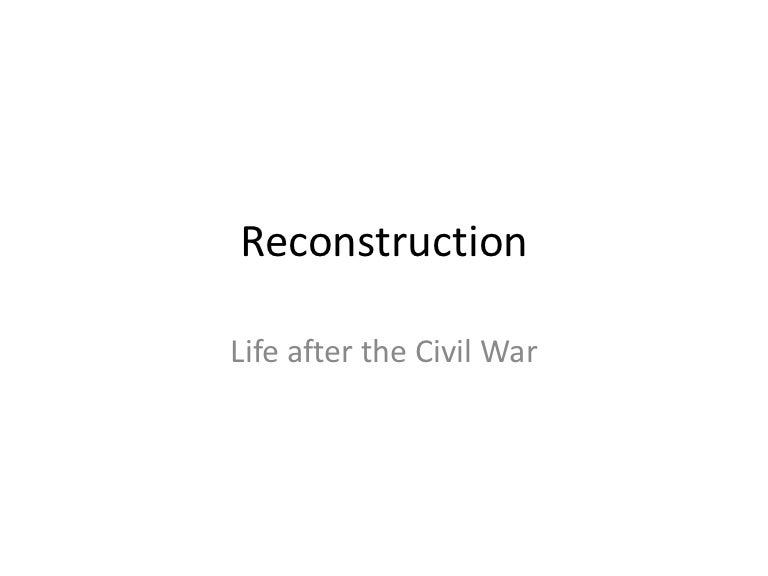 All Worksheets Reconstruction After The Civil War Worksheets – Civil War Worksheets