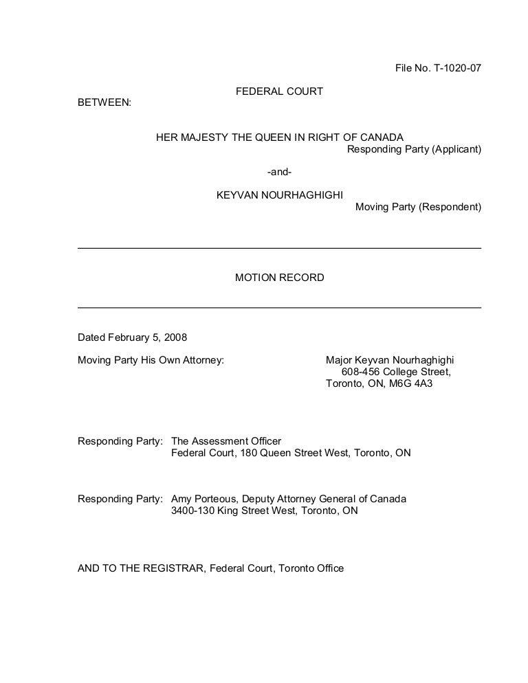 Affidavit Template Ontario Vosvetenet – Example of a Sworn Affidavit
