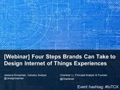 [Webinar] Four Steps Brands Can Take to Design Internet of Things Experiences
