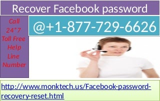 Removed Soiled record by programmers on Forgot Facebook Password 1-877-729-6626 Toll Free
