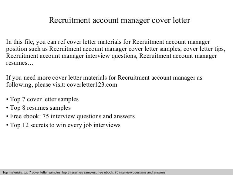 Recruitmentaccountmanagercoverletter-140828215537-Phpapp01-Thumbnail-4.Jpg?Cb=1409262963