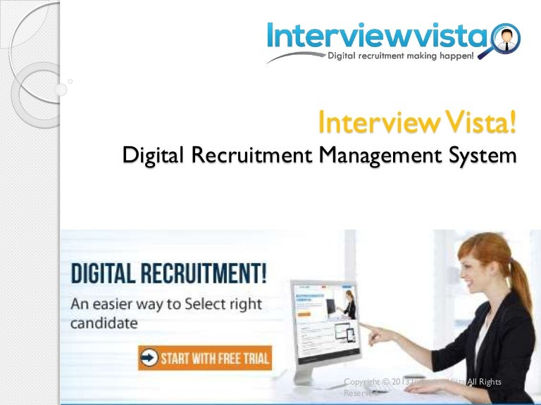 online recruitment system Online recruitment system will responsible to automate all the working process to reduce cost and save time recruiters will able to post their job and its type by which it will displayed to the job seekers.