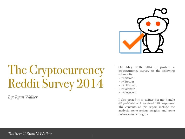 reddit types of wallets cryptocurrency