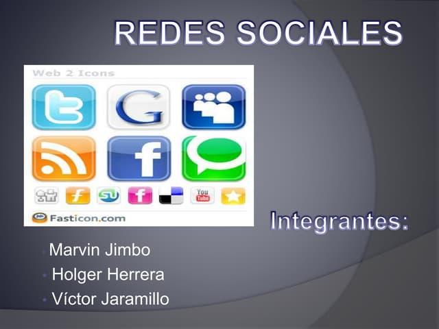 Redessocialesdiapositivas 110208100927-phpapp02
