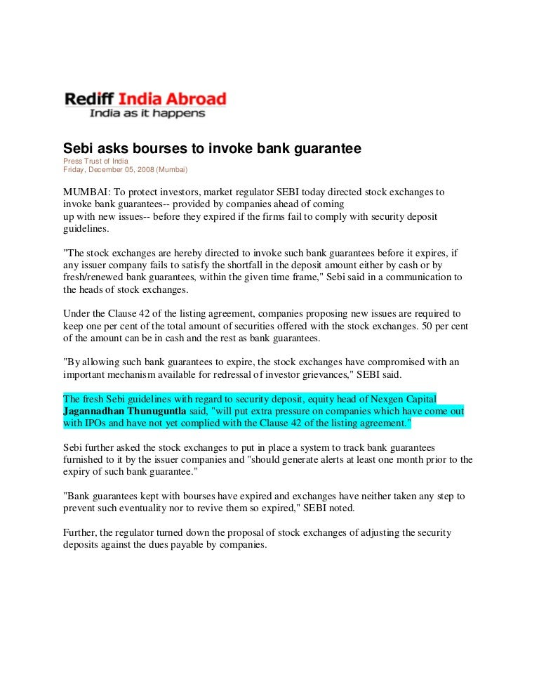 Rediff India Abroad Dec 5 2008 Equities Slip Again Key Index Ends B