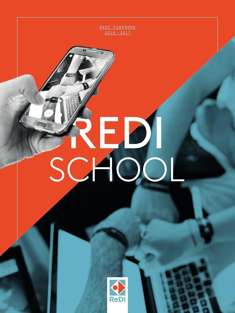 ReDI Shool - Yearbook 2016-17