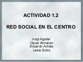 Red Social en el centro educativo
