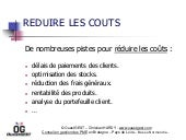 Reduire les couts