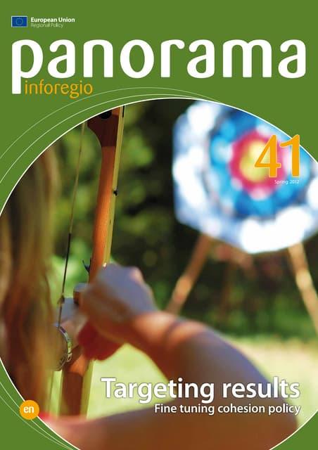 Reempresa a la revista Panorama Inforegio