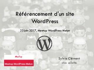 Eléments de référencement SEO avec WordPress