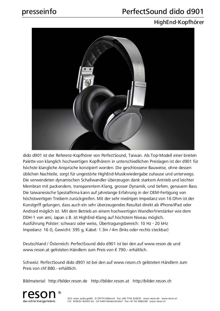 Referenz Kopfhörer für HighEnd zuhause und iPhone unterwegs