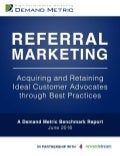 Referral Marketing Benchmark Report - 2016