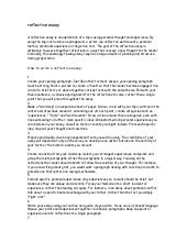 personal essay examples for college admission
