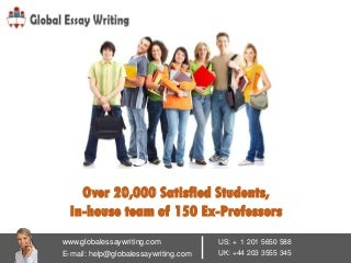 Help writing reflective essay