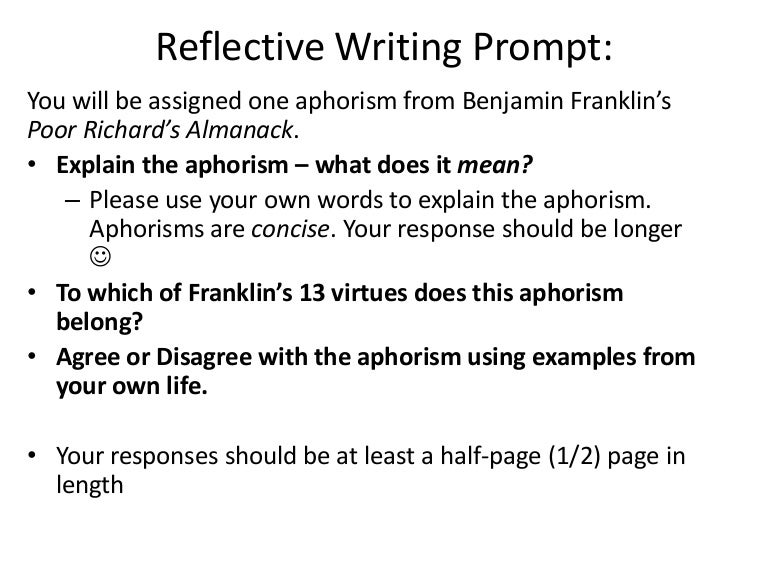 reflective essay prompts high school Reflective essays are thought-provoking, and are a challenge to write  get your creative juices flowing follow us: check our homepage for new, visually rich, fast and immersive experiences reflective essay topics reflective essays are thought-provoking, and are a challenge to write  writing essays on topics like these requires.