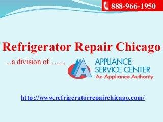 Refrigerator repair chicago il