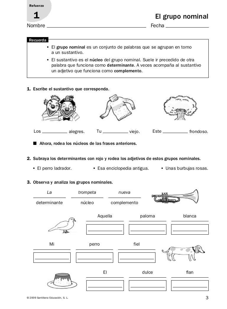 Ejercicios Cuarto Primaria Refranes | www.miifotos.com