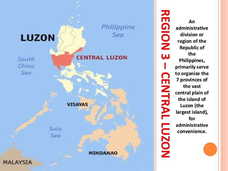 Region 3 Central Luzon