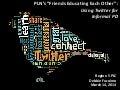 "PLN's ""Friends Educating Each Other"": Using Twitter for Informal PD"