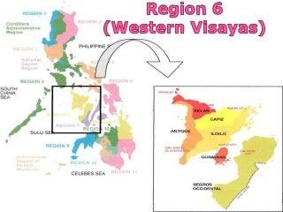 Region 6 Western Visayas