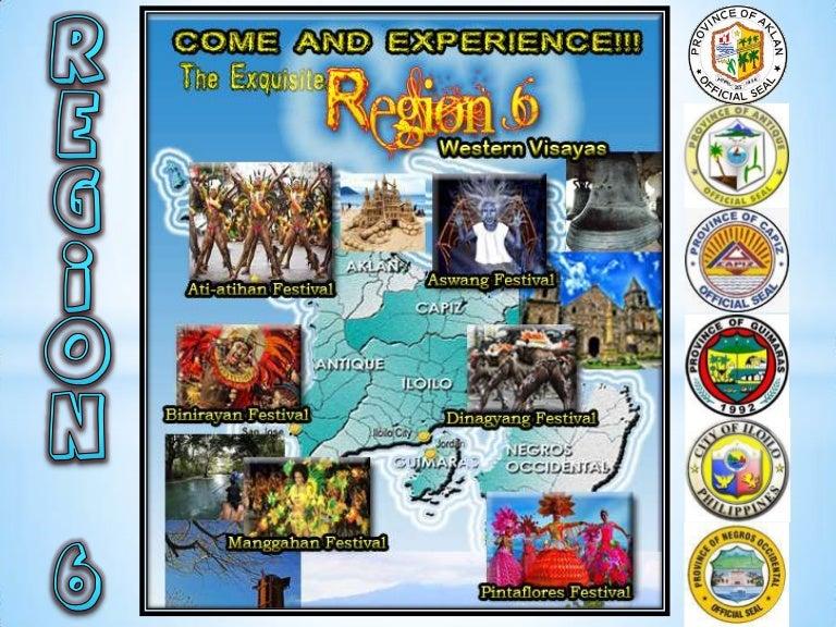 Region 6 Western Visayas Philippines