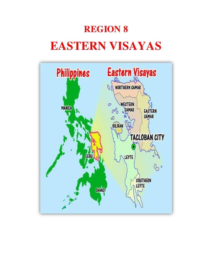 Region 8 Eastern Visayas