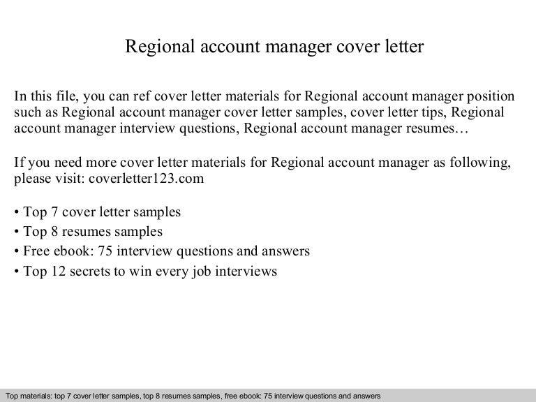 regional account executive resumes