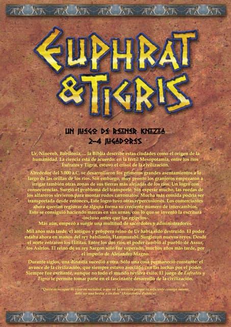 Reglas euphrat &_tigris