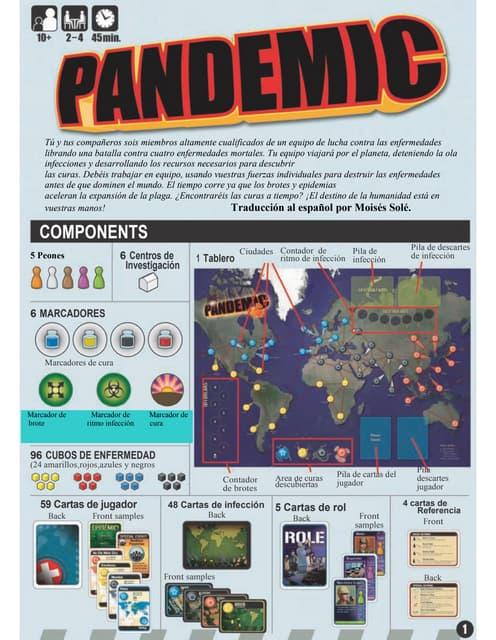 Reglas pandemic