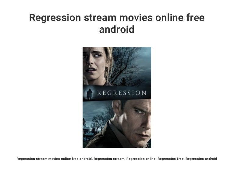 Regression Online Stream
