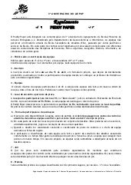 Regulamento do peddy paper 3 aniv aepap-2016-final