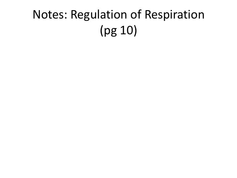 respiration notes Respiration respiration is the process of releasing energy from the breakdown of glucose respiration takes place in every living cell, all of the time and all cells need to respire in order to produce the energy that they require.