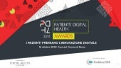 REHABILITY: PATIENTS' DIGITAL HEALTH AWARDS