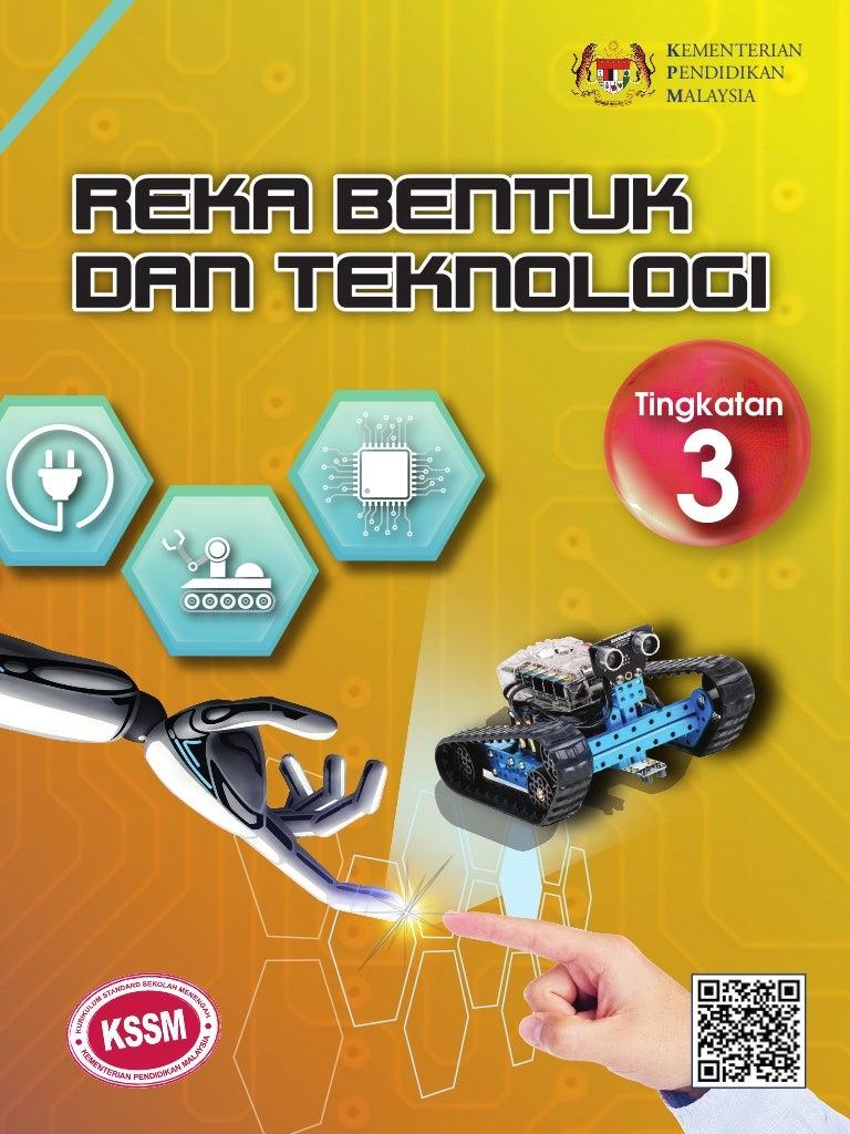 E Book Reka Bentuk Dan Teknologi Tingkatan 3