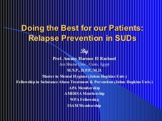 Relapse Prevention.pps