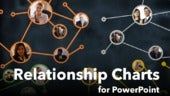 Relationship Charts for PowerPoint
