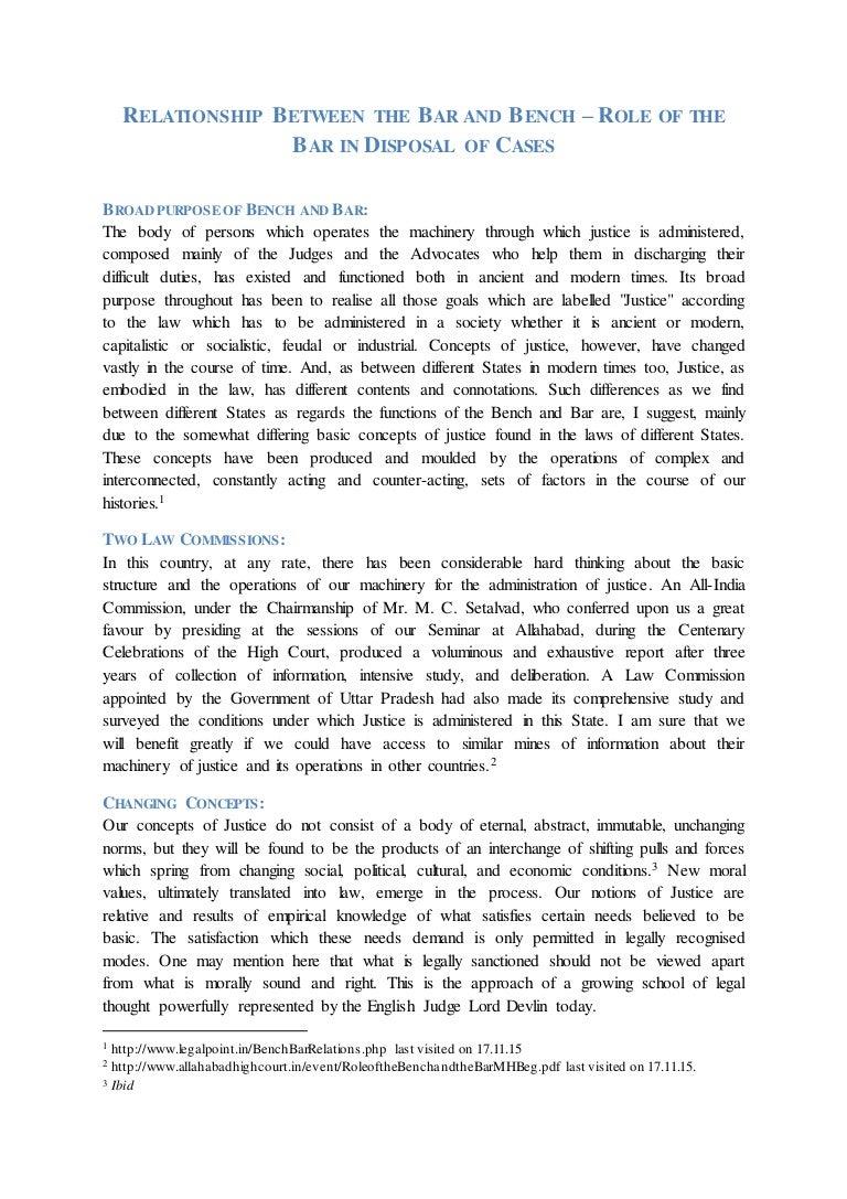 BAR BENCH RELATION PDF DOWNLOAD