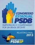 Relatorio final Congresso Estadual do PSDB SP 2013