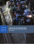 RELATÓRIO DO HUMAN RIGHTS WATCH SOBRE A VENEZUELA