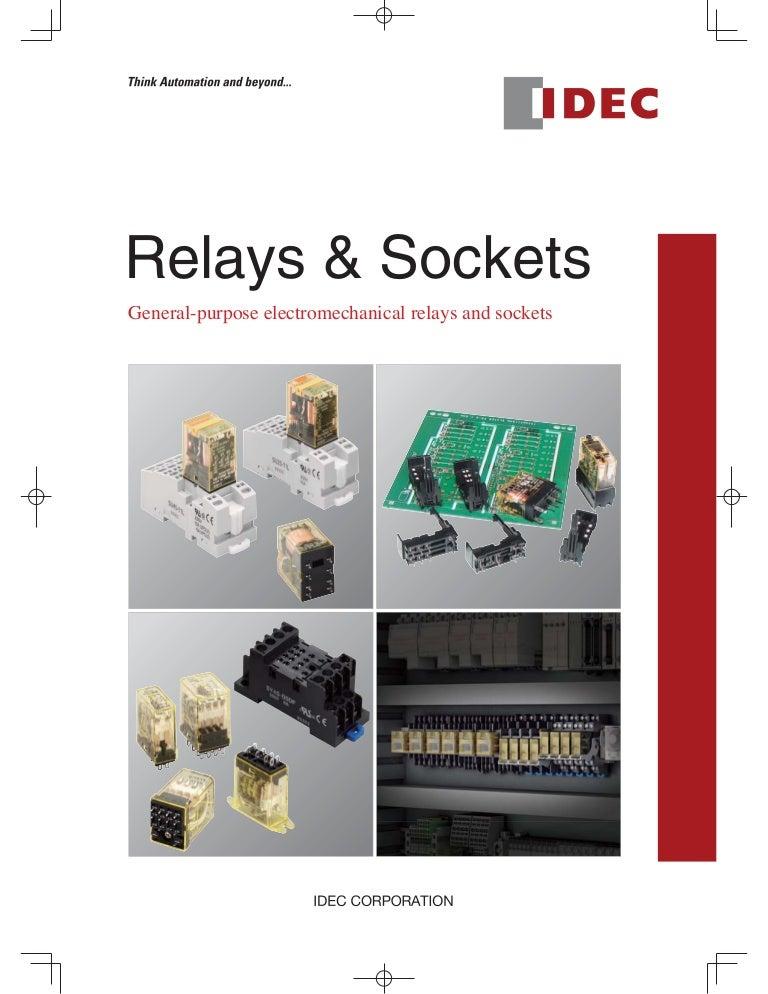 Idec Ry4s Relay Wiring Diagram - wiring data