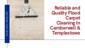 Reliable and Quality Flood Carpet Cleaning In Camberwell & Templestowe