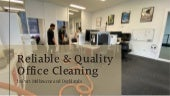 Reliable and quality office cleaning in port melbourne and docklands