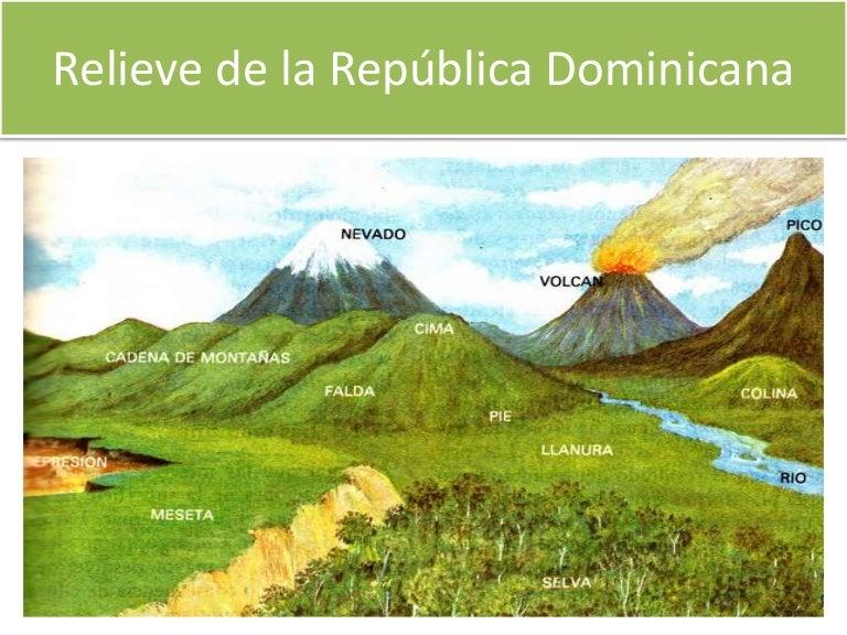 Relieve de la rep blica dominicana - Fotos de relieve ...