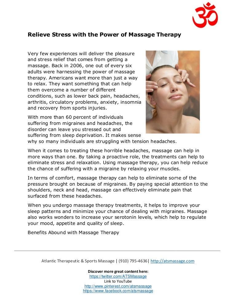 Atlantic Therapeutic & Sports Massage