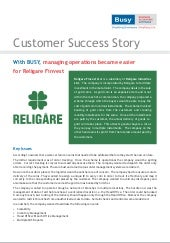 Case Study on Religare Finvest