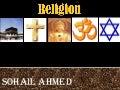 Religion presentation by Sohail Ahmed